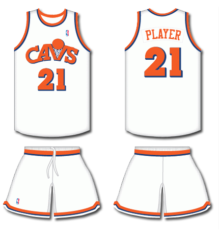 1983-1986 Home Jersey