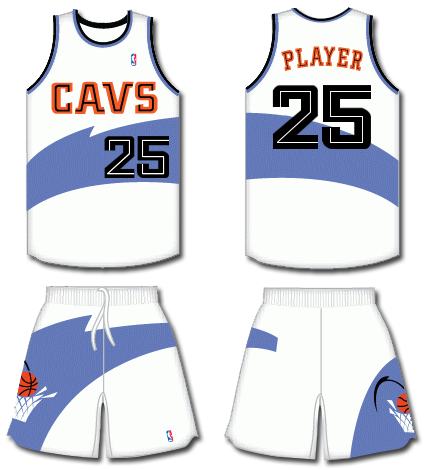 1994-1997 Home Jersey