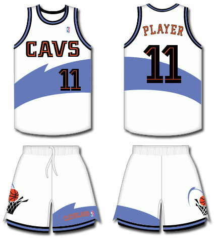 1997-1999 Home Jersey