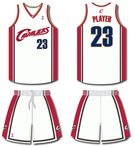 2003-Present Home Jersey