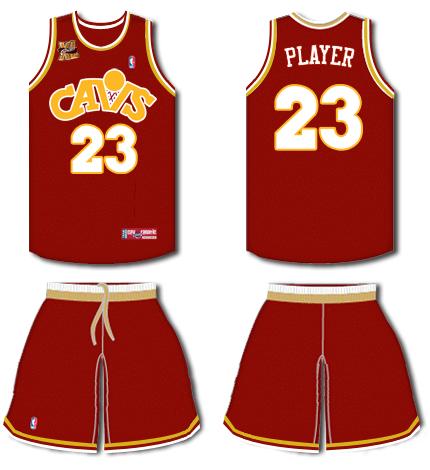 2009-2010 CavFanatic Jersey